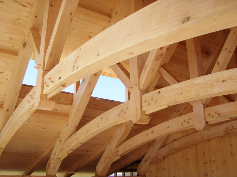 Joinery Portfolio Northern Ireland Timber Frames Roof