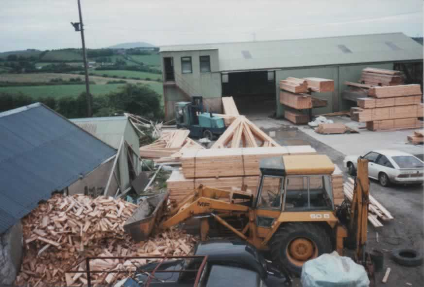 Hawthorne Forest Products Ltd Architectural Joinery