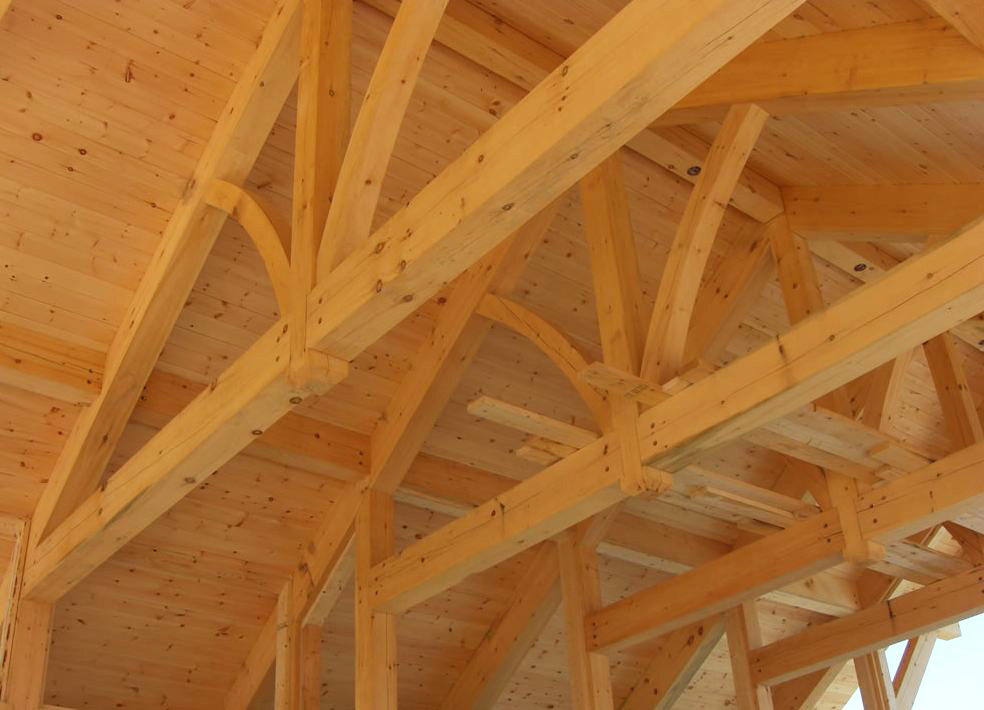 Timber Frame Building Cost