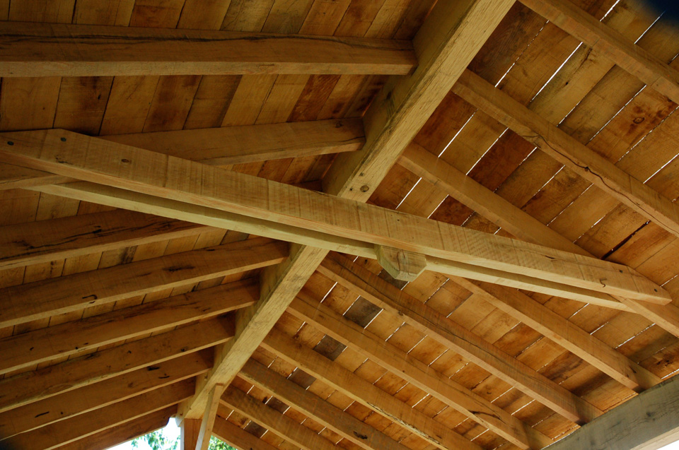 Timber Frames Northern Ireland Timber Frames Trusses