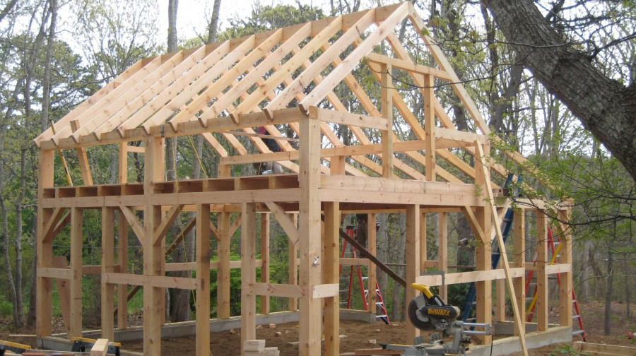 Timber Frames Northern Ireland - Timber Frames, Trusses, Bespoke
