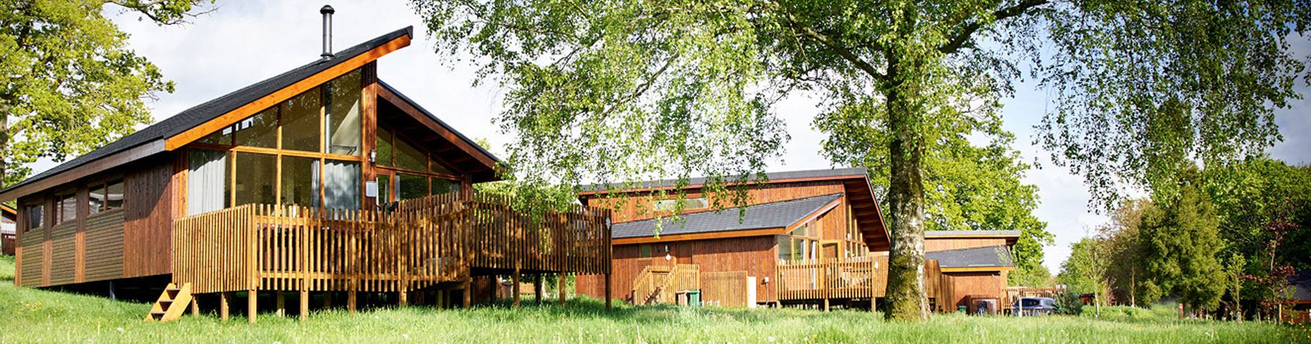 Modular Homes, Lodges, Treehouses & Glamping Pods
